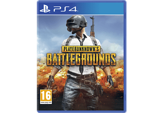 Player Unknowns Battlegrounds PlayStation 4