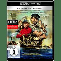 Jim Knopf & Lukas, der Lokomotivführer [4K Ultra HD Blu-ray + Blu-ray]