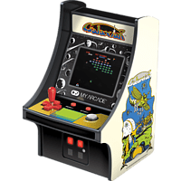 MYARCADE Micro Player Galaxian , Microplayer, Mehrfarbig