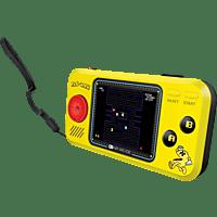MYARCADE Pac-Man Hits Handheld Konsole(4Spiele) , Handheld, Mehrfarbig