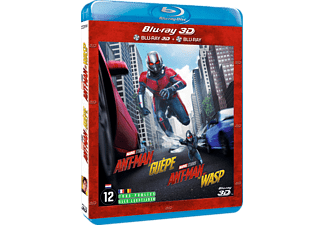 Ant Man & The Wasp (3D) | Blu-ray