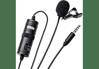 BOYA M1 Lavallier Mikrofon für Smartphone, DSLR, Camcorder