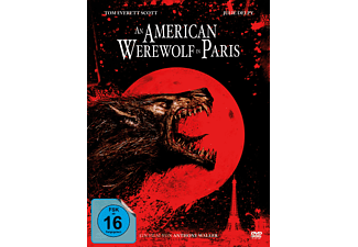 American Werewolf in Paris - (Blu-ray + DVD)