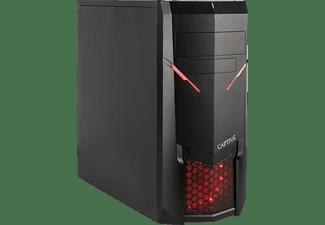 CAPTIVA GAMING R47-250, Gaming PC mit Ryzen™ 5 Prozessor, 8 GB RAM, 120 GB SSD, 1 TB HDD, Radeon™ RX590, 8 GB