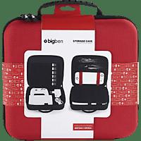 BIGBEN BB366839 Storage Case Transportkoffer, Rot