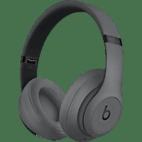 BEATS Studio 3 Wireless, Over-ear Kopfhörer Bluetooth Grau