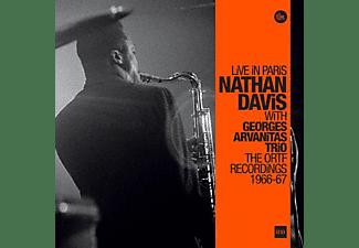 Nathan Davis, Georges Arvanitas Trio - The ORTF Recordings 1966/67 Live in Paris (Numbered Limited Vinyl Edition)  - (Vinyl)