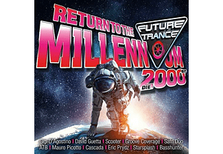 VARIOUS - Future Trance-Return To The Millennium (2000er) - (CD)