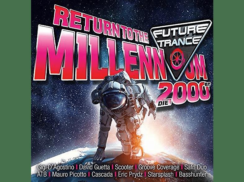VARIOUS - Future Trance-Return To The Millennium (2000er) [CD]