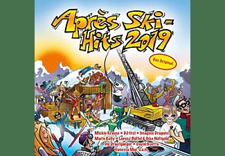 VARIOUS - Apres Ski Hits 2019  - (CD)