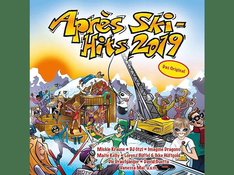 VARIOUS - Apres Ski Hits 2019 [CD]