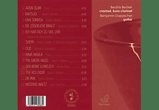 Benjamin Doppscher, Beatrix Becker - Kintsugi  - (CD)