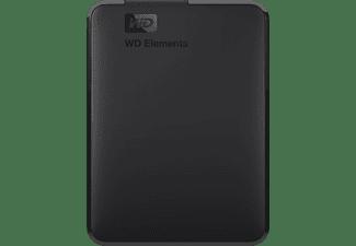 WD Elements™ Festplatte, 1 TB HDD, 2,5 Zoll, extern, Schwarz