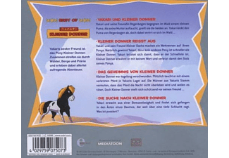 """Yakari - """"Best of Kleiner Donner""""  - (CD)"""