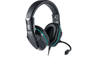 Auriculares gaming - Nacon GH 100ST, Para PC, Mac, XBox One y PS4