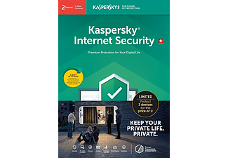 PC/Mac - Kaspersky Internet Security Limited Edition (2 Geräte/1 Jahr) /Mehrsprachig