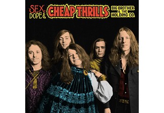 Big Brother & the Holding Company - Sex,Dope & Cheap Thrills  - (CD)
