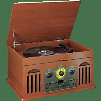 LENCO TCD 2600 Plattenspieler (Walnuss)