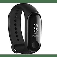 Pulsera de actividad - Xiaomi Mi Band 3, OLED, Pulsómetro, Sensor frecuencia cardíaca, Negro