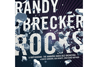 Brecker Randy - Rocks - (CD)