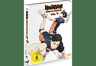 Haikyu!! - 2. Staffel - Vol. 4 DVD