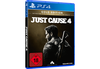 Just Cause 4 Gold Edition - [PlayStation 4]