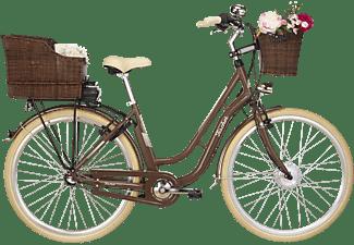 FISCHER E-Bike Retro DE 28 3G ER 1804-S2, braun