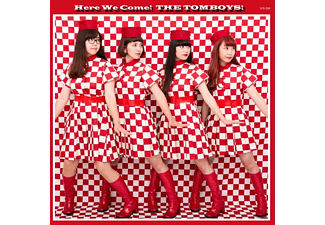 The Tomboys - Here We Come! The Tomboys! - (Vinyl)