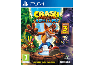 ACTIVISION Crash Bandicoot PS4 Oyun