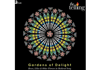 The Telling - Gardens Of Delight - (CD)