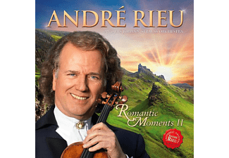 Johann Strauss Orchester, André Rieu - Romantic Moments II - (CD)