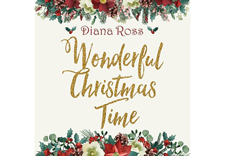 Diana Ross - Wonderful Christmas Time - (CD)