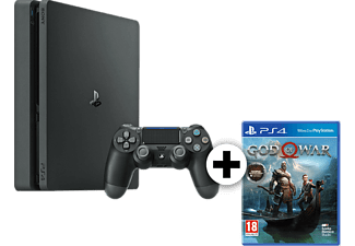 SONY SET PS4 500 GB F Chassis μαζί με God of War