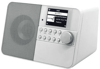 SOUNDMASTER IR6000WE - Radio digitale (Internet radio, Bianco)