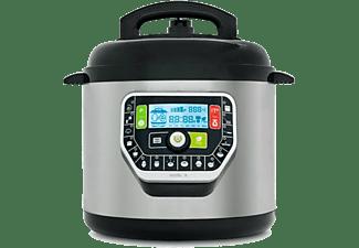 Robot de cocina Cecotec Olla GM Moledo G Deluxe, Programable, 1000W, 6L, 19 menús, Modo ECO