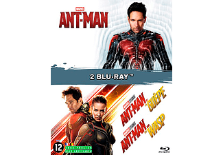 Ant Man + Ant Man & The Wasp | Blu-ray