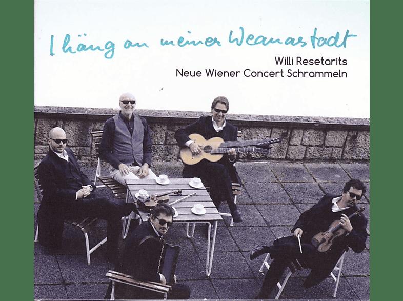 Willi Resetaritis, Neue Wiener Concert Schrammeln - I Häng An Meiner Weanastadt [CD]