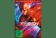 The Flash - Staffel 4 [DVD]