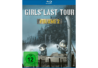 Girls' Last Tour - Vol. 2 - (Blu-ray)