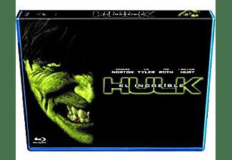 El Increíble Hulk - Edición Horizontal - Blu-ray