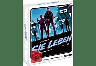 Sie Leben/Limited Soundtrack Edition Blu-ray