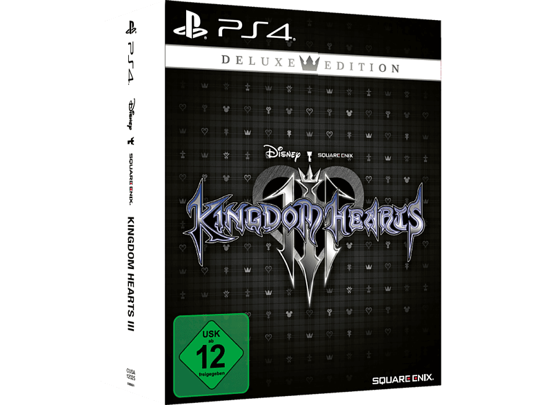 Kingdom Hearts III (Deluxe Edition) [PlayStation 4]