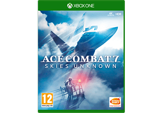 ACE COMBAT 7: Skies Unknown The Strangereal Edition Xbox One