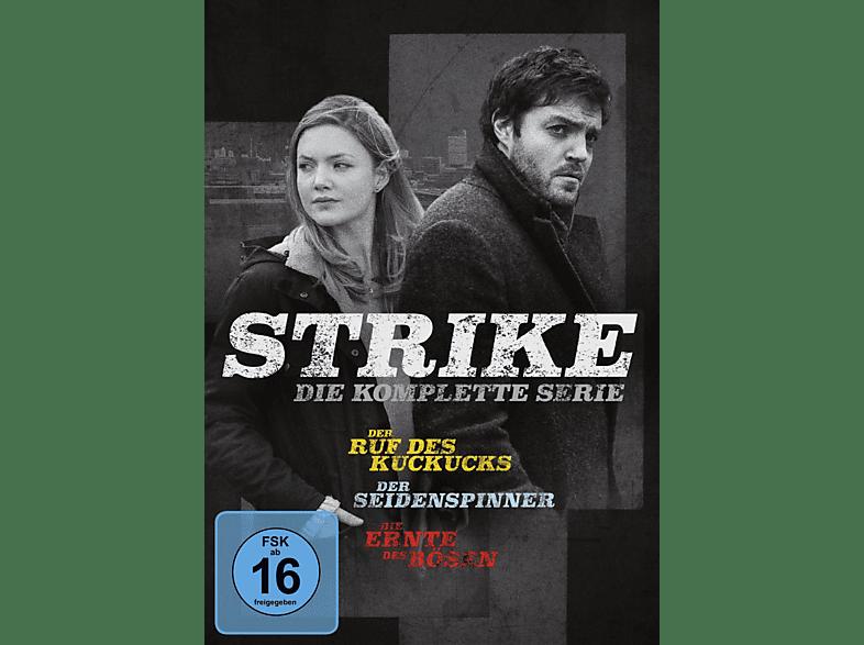 Strike: Die komplette Serie [DVD]