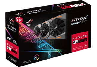 ASUS ROG STRIX RX590 8G GAMING - Carte graphique
