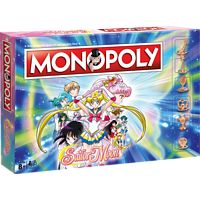 WINNING MOVES 44789 MONOPOLY-SAILOR MOON Brettspiel