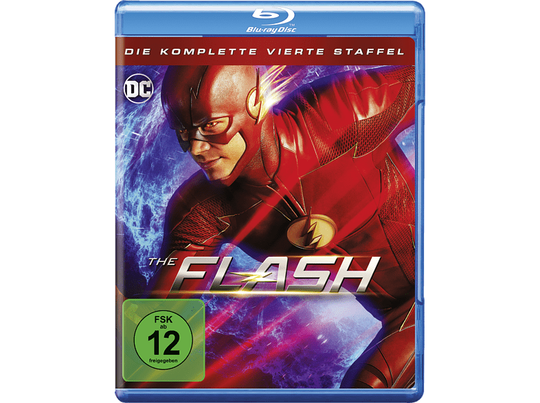 The Flash - Staffel 4 [Blu-ray]