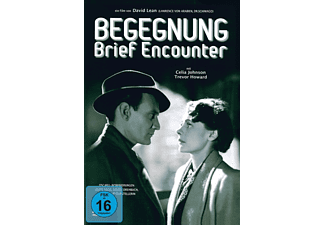 Begegnung-Brief Encounter - (DVD)