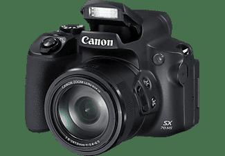 CANON PowerShot SX70 HS Bridgekamera Schwarz, 65fach opt. Zoom, LCD (TFT), WLAN