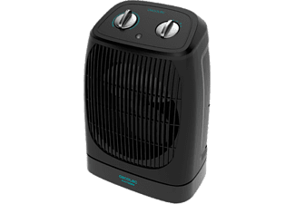 Calefactor - Cecotec Ready Warm 9550 Force Rotate, Termoventilador vertical